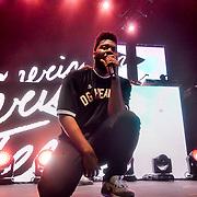 Khalid - Roxy Tour, Don Haskins Center, El Paso Texas, Sept 14, 2018, Andres Acosta | El Paso Herald-Post