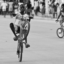 Carnaval na marginal do Sumbe. Província do Kwanza Sul (Cuanza Sul). Angola