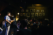 Angel Olsen returned to her hometown of St. Louis at a packed Off Broadway on April 27th, 2014 with Promised Land Sound.