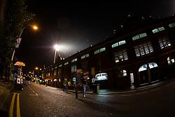 Fans start arriving at Carven Cottage - Mandatory by-line: Jason Brown/JMP - Mobile 07966 386802 08/03/2016 - SPORT - FOOTBALL - Fulham, Craven Cottage - Fulham v Burnley - Sky Bet Championship