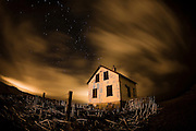 A whisper in the dark<br />