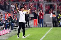 Fussball  1. Bundesliga  Saison 2019/2020  1. Spieltag  FC Bayern Muenchen - Hertha BSC Berlin       16.08.2019 Trainer Ante Covic (Hertha)