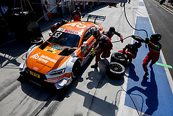 June 18, 2017 - Budapest, Hungary - Motorsports: DTM race Budapest, Saison 2017 - 3. Event Hungaroring, HU, # 53 Jamie Green (GBR, Audi Sport Team Rosberg, Audi RS5 DTM) (Credit Image: © Hoch Zwei via ZUMA Wire)