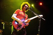 Photos of the band Motion City Soundtrackk performing at the Pageant in St. Louis on October 26, 2010.