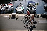 20110911 - Saint Tropez,  - Tourists in Saint Tropez, France.  Photo by Matthew Healey