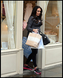 Exclusive set..Pregnant Tamara Ecclestone the daughter of the Formula 1 CEO Bernie Ecclestone, out shopping for baby products in West London,  United Kingdom. Monday, 3rd March 2014. Tamara Ecclestone has spoken today of how much she is enjoying pregnancy, revealing that her younger sister has showered her with gifts including a sculpture of her bump. Tamara is expected to give birth with days. Picture by Andrew Parsons / i-Images