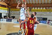 BORMIO 29 LUGLIO 2011<br /> BASKET FIP<br /> NAZIONALE ITALIANA PALLACANESTRO<br /> ITALIA MACEDONIA<br /> NELLA FOTO MANCINELLI<br /> FOTO CIAMILLO