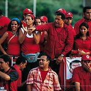 Venezuela's Hugo Chavez