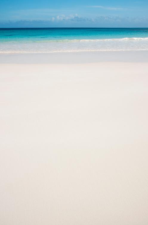 Perfect beach on Eleuthera, Bahamas