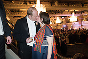 GRAHAM BRADY; CATRIONA BRADY, The Royal Caledonian Ball 2016. Grosvenor House. Park Lane, London. 29 April 2016