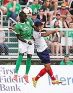 OKC Energy FC vs Arizona United SC - 8/14/2014