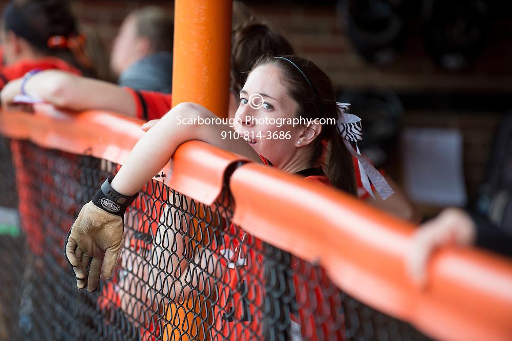 BUIES CREEK, NC - MARCH 10TH, 2015 Campbell University Softball vs NCSU
