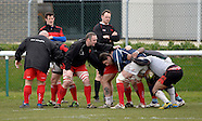 100314 Army Rugby Union Training