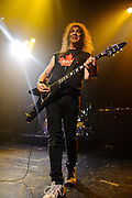 Anvil performs at Gramercy Theater, NYC. March 19, 2010. Copyright © 2010 Matt Eisman. All Rights Reserved.