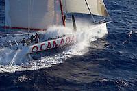 Transpac 2011, O Canada.