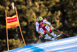 18.12.2018, Saslong, St. Christina, ITA, FIS Weltcup Ski Alpin, Abfahrt, Damen, im Bild Nina Ortlieb (AUT) // Nina Ortlieb of Austria in action during her run in the ladie's Downhill of FIS ski alpine world cup at the Saslong in St. Christina, Italy on 2018/12/18. EXPA Pictures © 2018, PhotoCredit: EXPA/ Johann Groder
