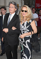 LONDON - MAY 30: Jerry Hall at the Royal Academy Summer Exhibition Preview Party
