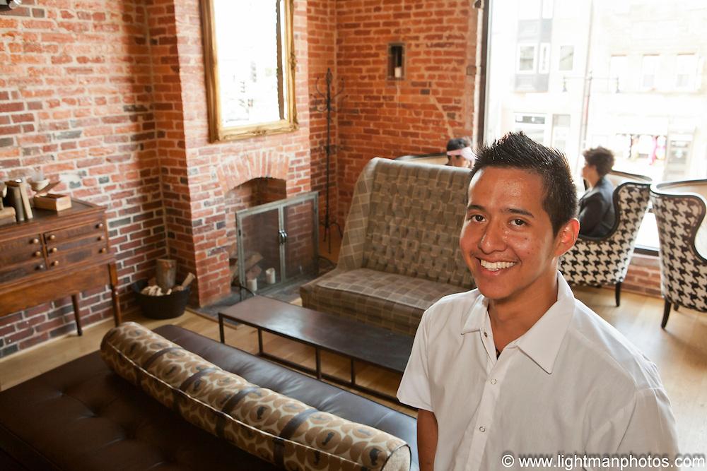 Carlos Delgado, Chef de cuisine.