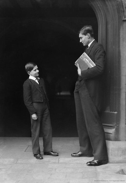 Little Boy, Westminster School, London, 1932