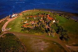 Private Island in Laguna Madre
