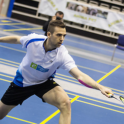 20140202: SLO, Badminton - 57th Slovenian National Championship in Medvode