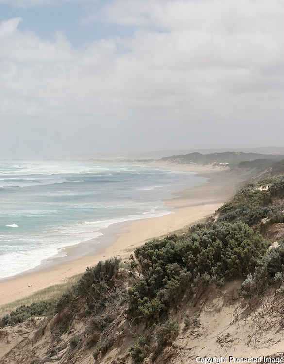 General photos of The Great Ocean Road Australia which stretches from Adalaide to Melbourne.