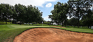 View of the left side bunker on the 4th on the East Course, Royal Johannesburg & Kensington Golf Club, Gauteng, Johannesburg, South Africa.  11/01/2016. Picture: Golffile | David Lloyd<br /> <br /> All photos usage must carry mandatory copyright credit (© Golffile | David Lloyd)