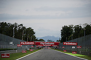 September 3-5, 2015 - Italian Grand Prix at Monza: back straight at Monza