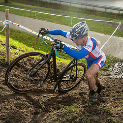 08-12-2019: Wielrennen: veldrit: Almelo <br />Rene Gerritsen