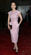 DEC 12 2013 English National Ballet Christmas party
