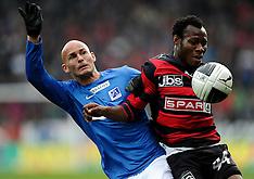 20101002 FC Midtjylland-Lyngby Superliga Fodbold