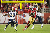 San Francisco 49ers vs Los Angeles Rams