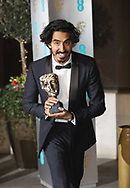 LONDON, ENGLAND - FEBRUARY 12:  Dev Patel attends the official after party for the 70th EE British Academy Film Awards (BAFTA) at The Grosvenor House Hotel on February 12, 2017 in London, England.  (Photo by Tim P. Whitby/Getty Images)