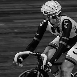 27-12-2014: Wielrennen: NK Baanwielrennen: Apeldoorn Amy Pieters