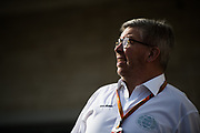 October 19-22, 2017: United States Grand Prix. Ross Brawn, Formula One Managing Director of Motorsports