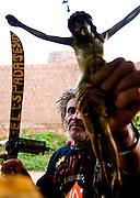 Maraba, November, 05 _ 2006..Agenor, ex gold digger revolted with Serra Pelada...Picture: Bruno Magalhaes / Agencia Nitro