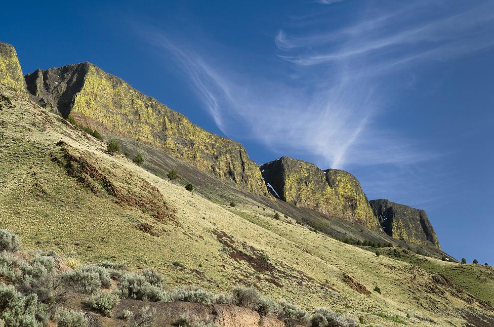 Abert Rim Oregon