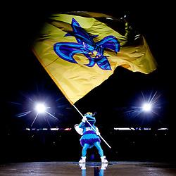 01-29-2012 Atlanta Hawks at New Orleans Hornets