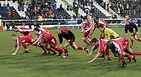 Photo: Paul Thomas.<br />Fulham v Leyton Orient. The FA Cup. 08/01/2006.<br /><br />Leyton Orient celebrate their win.