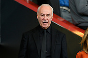 Bournemouth chaiman Jeff Mostyn during the Premier League match between Bournemouth and Norwich City at the Vitality Stadium, Bournemouth, England on 19 October 2019.