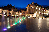 Ducal palace, Liberation square, Dijon, Departement Cote-d'Or, Bourgogne, France