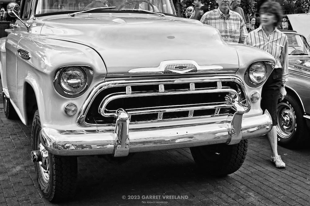 Vintage Chevy Pickup.