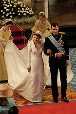 MAY 22 2004 Prince of Asturias Wedding