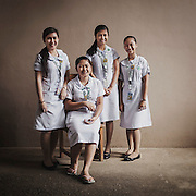 manila, community development, philippines, informal settlement, student nurses, developing country, s.e. asia