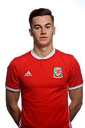 CARDIFF, WALES - Tuesday, September 4, 2018: Wales' Tom Lawrence. (Pic by David Rawcliffe/Propaganda)