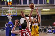 DESCRIZIONE : Vigevano Lega A2 2009-10 Playoff Miro Radici Fin. Vigevano - Trenkwalder Reggio Emilia<br /> GIOCATORE : Banti<br /> SQUADRA : Vigevano<br /> EVENTO : Playoff Lega A2 2009-2010<br /> GARA : Miro Radici Fin. Vigevano - Trenkwalder Reggio Emilia<br /> DATA : 14/05/2010<br /> CATEGORIA : Tiro<br /> SPORT : Pallacanestro <br /> AUTORE : Agenzia Ciamillo-Castoria/D.Pescosolido
