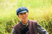 China, Yunnan province, Villagers
