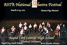 Rapid City Central High School Festival Orchestra, March 18, 2011