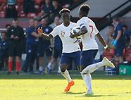 England v Italy 070518