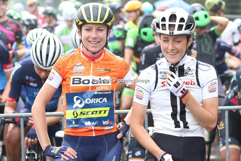 30-08-2017: Wielrennen: Boels Ladies Tour: Arnhem  <br />Annemiek van Vleuten, Floortje Mackay